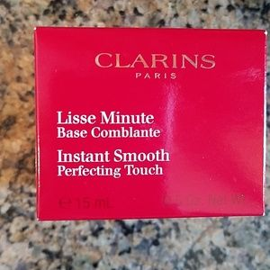 Clarins Instant Smooth Primer. Never opened.